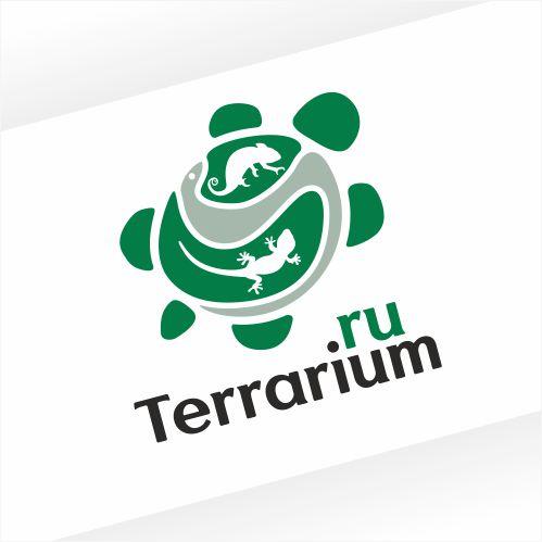 Создание логотипа Terrarium
